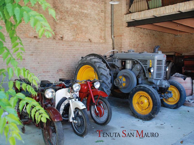 Automobili e Motociclette Tenuta San Mauro