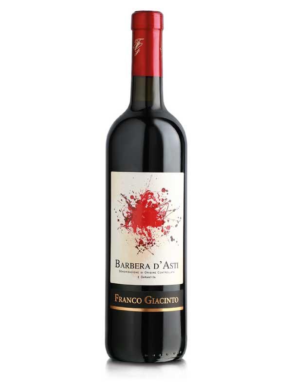 Bottiglia-Barbera-d'Asti-Azienda-Vitivinicola-Franco-Giacinto