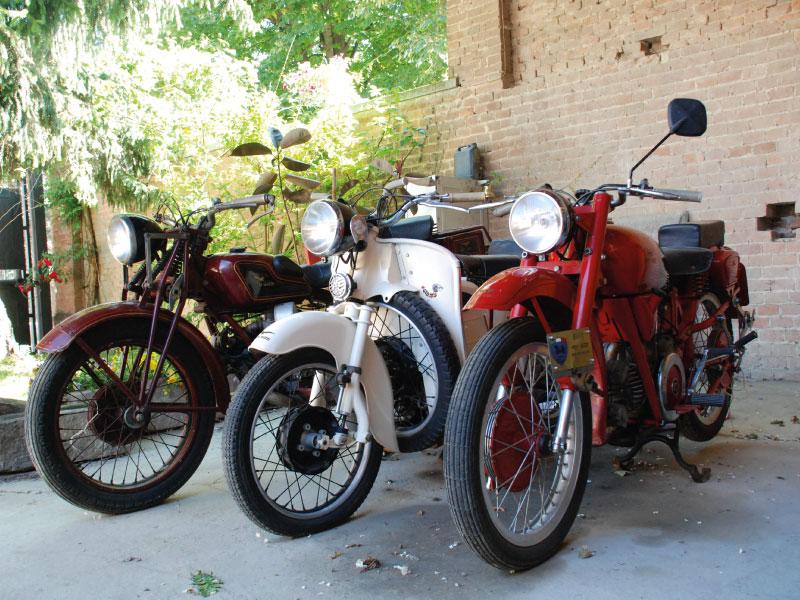 Motociclette Tenuta San Mauro