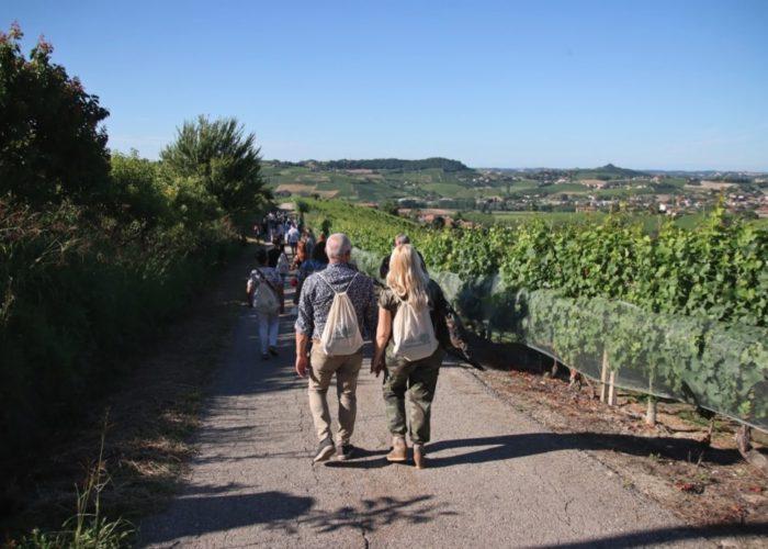 sentiero a castagnole