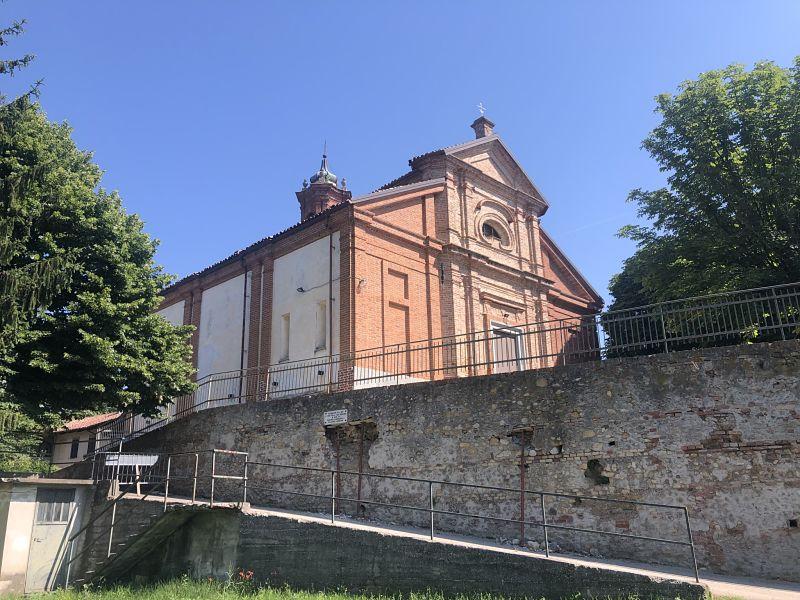 chiesa nel monferrato