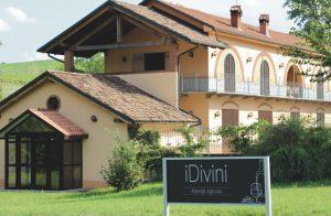 La Cantina de I Divini di Isola d'Asti